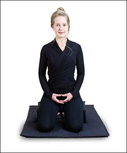 medytacja ławeczka