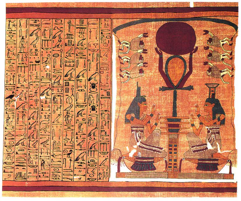 księga faraona