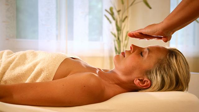 masaż reiki