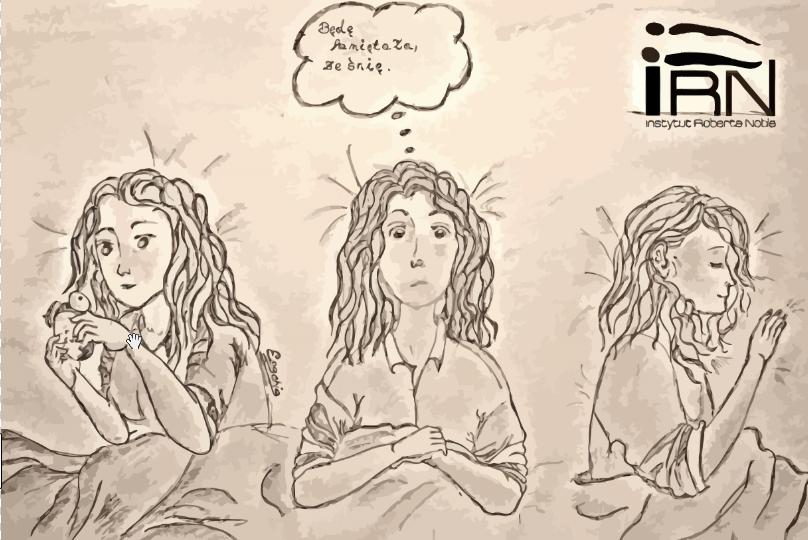 pamięć snu