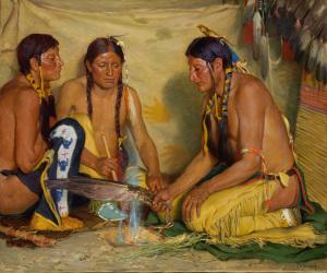 indianie szamani
