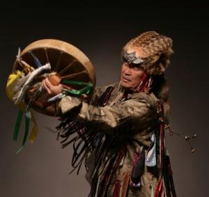 szaman-beben